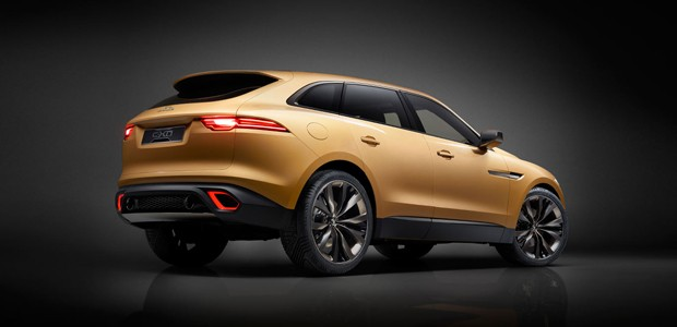 jaguar confirma lan amento de crossover entre suv e esportivo gq motor. Black Bedroom Furniture Sets. Home Design Ideas