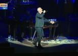 Cantor italiano Eros Ramazzotti inicia turnê brasileira em Porto Alegre