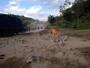 Recife - 6h21: Carreta derruba carga de cimento e deixa BR-101 lenta