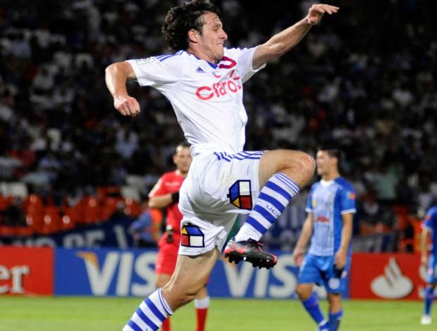 Angeles Henriquez gol Universidad de Chile (Foto: Reuters)