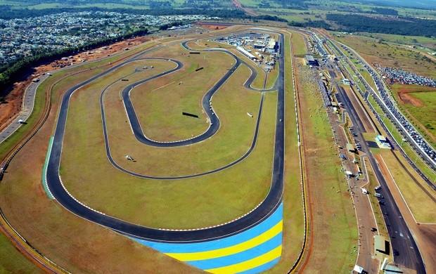 Autódromo de Goiânia - aérea