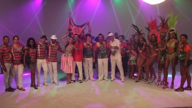 Emissora vai exibir os clipes das escolas de samba (Foto: RBS TV/Divulgação)