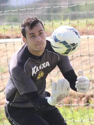 Bruno Criciúma goleiro (Foto: Fernando Ribeiro / Criciúma EC)