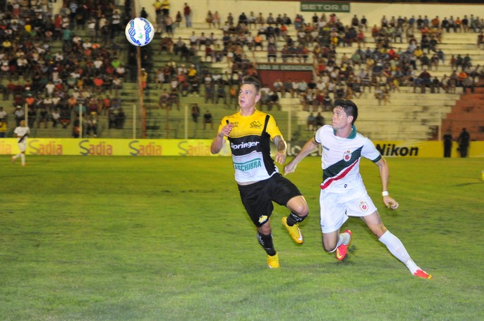 Copa do Brasil 2015: Real Noroeste x Criciúma (Foto: Guilherme Ferrari/A Gazeta)