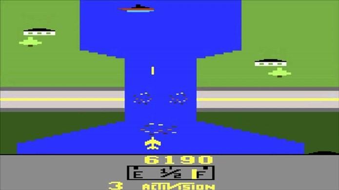 Jogabilidade com muitos elementos foram um dos destaques do game (Foto: Reprodução / Youtube)