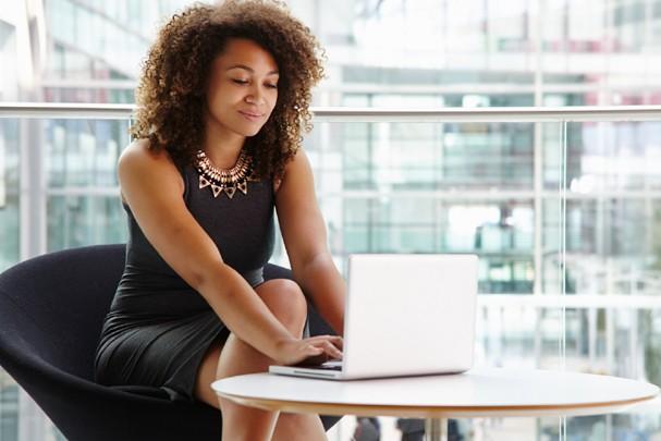 Escolha bem o lugar pra chamar de seu no trabalho, ok? (Foto: Thinkstock)