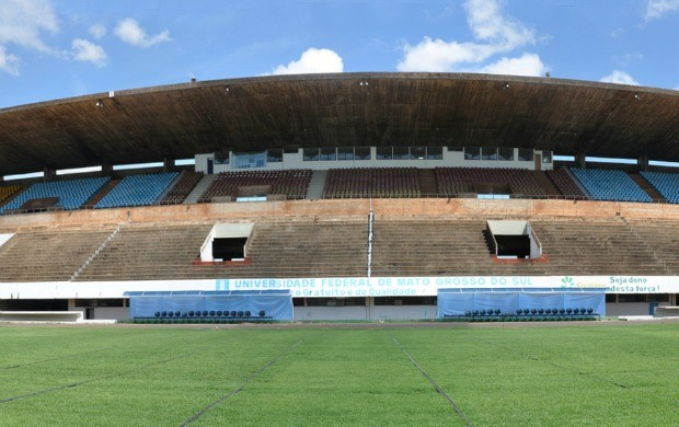 Est&#225;dio Moren&#227;o (Foto: H&#233;lder Rafael)
