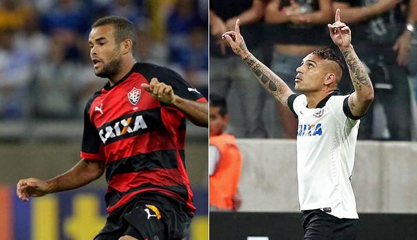 Vitória x Corinthians (Foto: Divulgação/Reprodução)