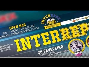 Festa anunciava open bar de várias bebidas (Foto: Reprodução/Facebook)