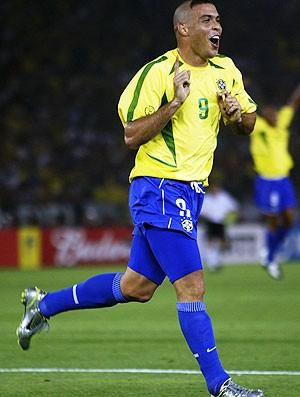 ronaldo brasil alemanha copa do mundo 2002 (Foto  Agência Getty Images) 20de2c706ea50