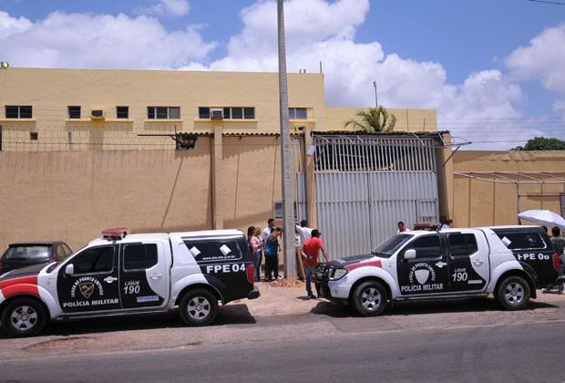 O CASO DO COMPLEXO PENITENCIÁRIO DE PEDRINHAS É O EXEMPLO MAIS RECENTE DO PROBLEMÁTICO SISTEMA CARCERÁRIO DO PAÍS (Foto: Zé Roberto/Agência O Globo)