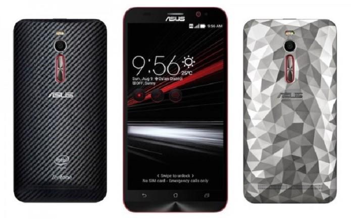 Zenfone 3 pode trazer configurações mais poderosas que Zenfone 2 e 2 Deluxe (Foto: Divulgação/Asus)