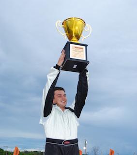 Diego Shimazaki sagrou-se o primeiro campeão paulista de drift (Foto: Divulgação)