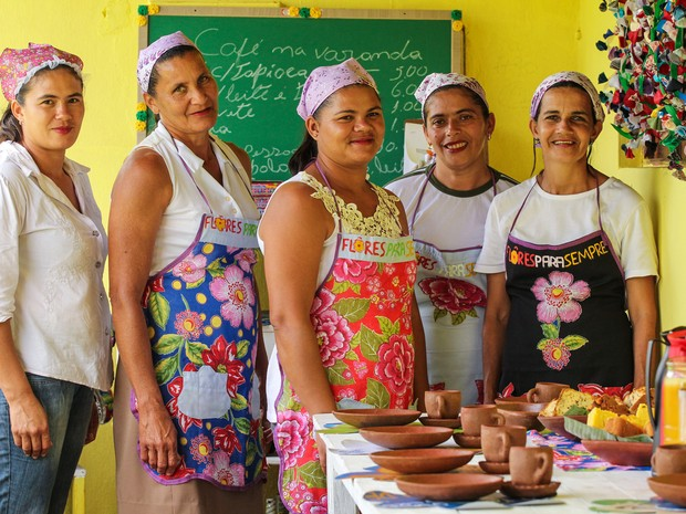 Café na varada é um dos projetos de vivência de Pilões em que os turistas pagam para desfrutar de café regional (Foto: Augusto Pessoa/Sebrae PB)