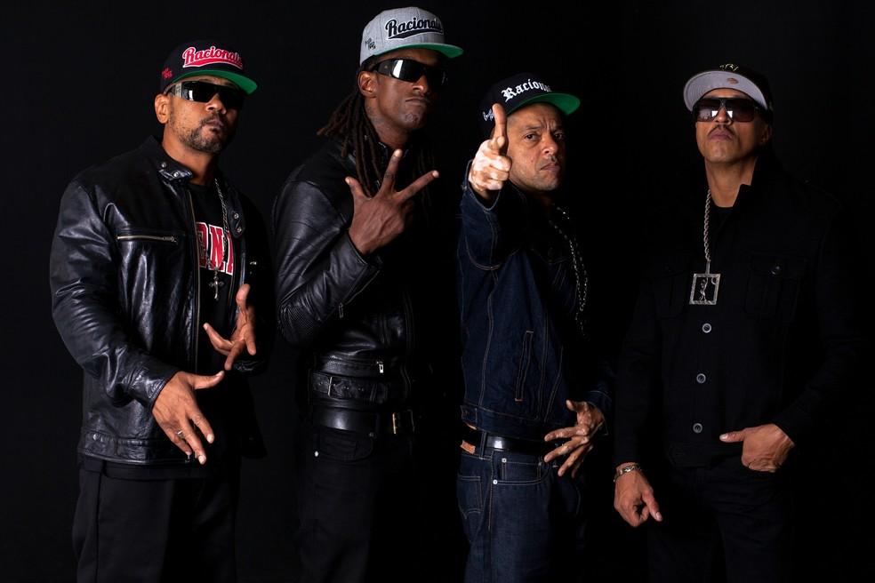 Racionais MCs (Foto: Marcelo Pretto/Divulgação)