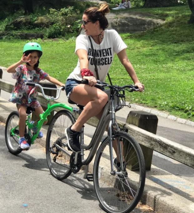 Giovanna Antonelli e a filha (Foto: Reprodução/ Instagram)