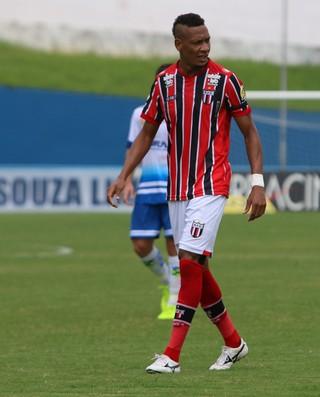 Marcão, atacante do Botafogo-SP (Foto: Rogério Moroti/Ag. Botafogo)