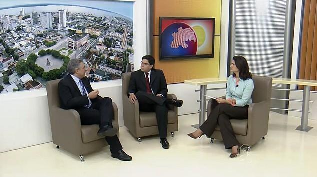 Ministro Alexandre Padilha falou sobre estrutura junto ao Programa Mais Médicos (Foto: Bom Dia Amazônia)