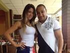 Panicat Carol Narizinho será destaque da Beija-Flor