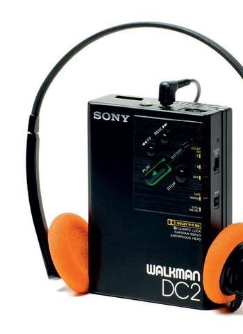 walkman, fita cassete, k7, música, cultura (Foto: Alamy)