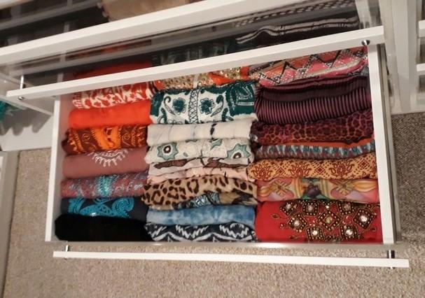 Closet de Lelê Saddi (Foto: Divulgação)