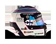 Capacete Formula 1 2016 - Bottas