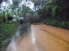 Após chuva forte, cinco municípios catarinenses decretam emergência