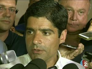 ACM Neto Salvador_Jornal Hoje (Foto: reprodução/TV Globo)