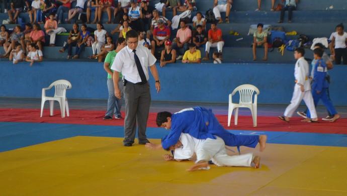 Dos 100 judocas, apenas 69 foram confirmados na fase regional do Brasileiro de Judô (Foto: Pâmela Fernandes)