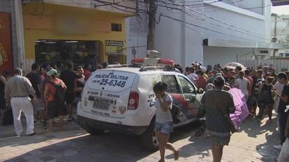 Homem é morte em assalto dentro de uma oficina de joias, em Manaus