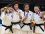 Judoca bronze em Londres 2012 acerta com Time SP paralmpico