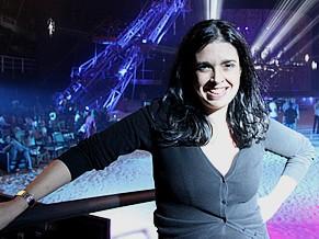 Claudia Valli, roteirista do Criança Esperança (Foto: Divulgação / Christina Fuscaldo)