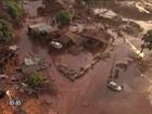 Samarco e outras três empresas são denunciadas pela tragédia de Mariana