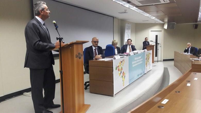 Embrapa-Oficina-sobre-Sistemas-Alimentares-Qualidade-das-Dietas (Foto: Raphael Salomão/ Editora Globo )