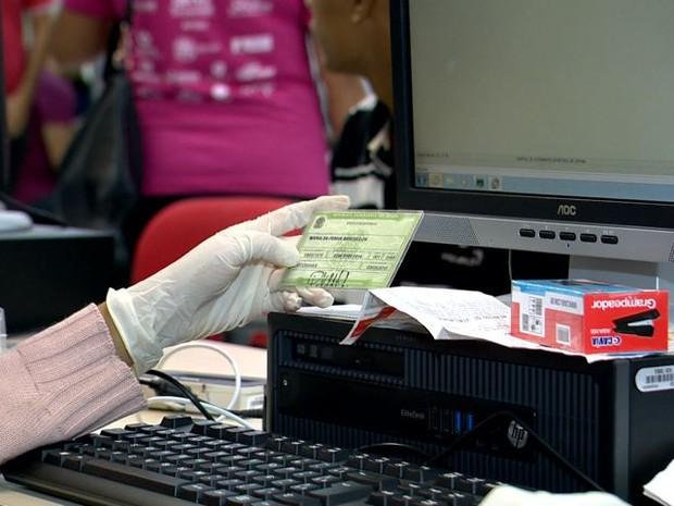 Biometria ES (Foto: Reprodução/ TV Gazeta)