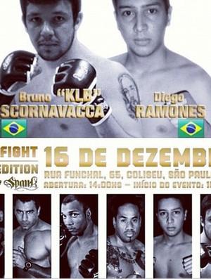 Bruno Klb, MMA (Foto: Reprodução / Instagram)