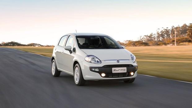 Veja fotos do novo Fiat Punto