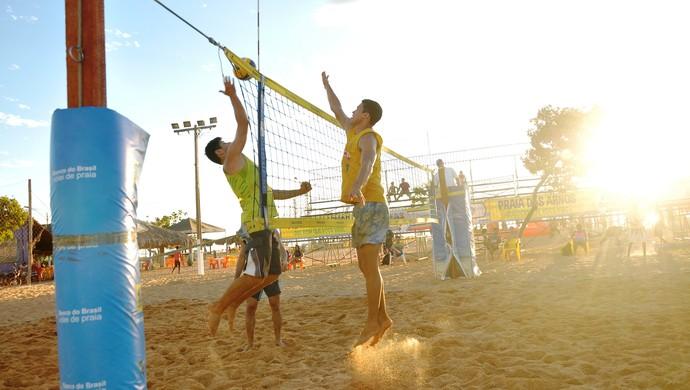 Ao todo participaram 15 duplas participaram da etapa Palmas do circuito tocantinense (Foto: Divulgação/Samuel Maciel)