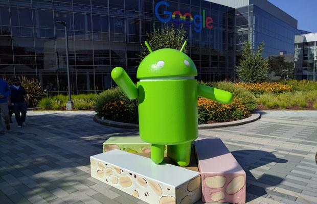 Android Nougat é o nome do novo sistema operacional do Google. (Foto: Divulgação/Google)