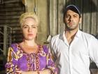 Karine Teles e João Baldasserini voltam à novela 'A Regra do Jogo'