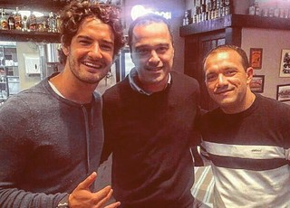 Inter Alexandre Pato Iarley Porto Alegre Pato (Foto: Reprodução/Instagram)