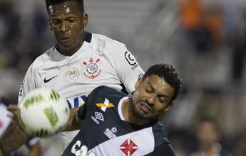 Goleada do Corinthians não é motivo para desespero no Vasco, diz Lino