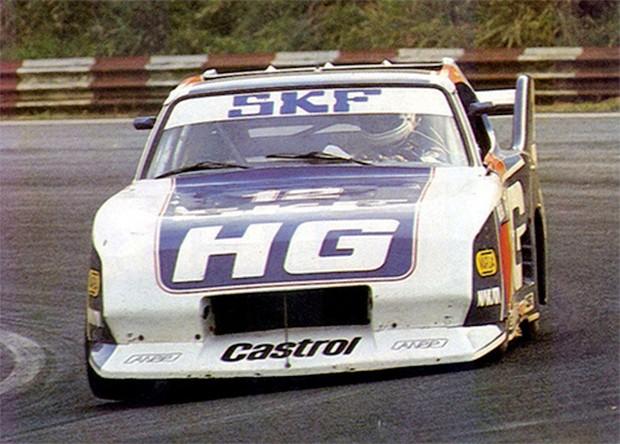 Fabio Sotto Mayor campeão em 1988 (Foto: Divulgação)