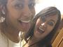 Rafaella Santos se diverte com a mãe e recebe mensagem fofa: 'Te amo, filha'