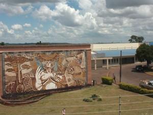 Laboratório de anatomia fica na Universidade Estadual do Oeste do Paraná (Unioeste) (Foto: Unioeste / Divulgação)