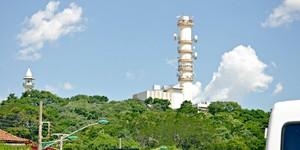 Área verde no centro, Morro da Luz não é aproveitado pelos cuiabanos (Carlos Palmeira/ G1)