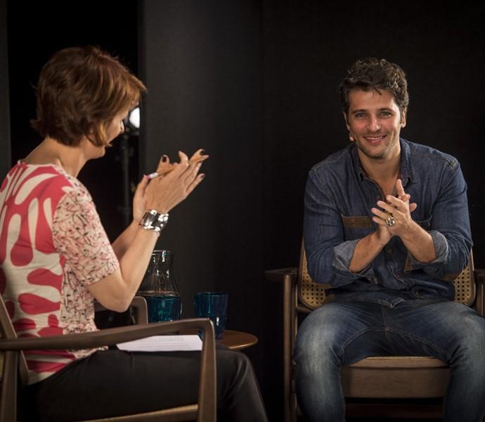 Bianca e Bruno Gagliasso (Foto: Globo / João Cotta)