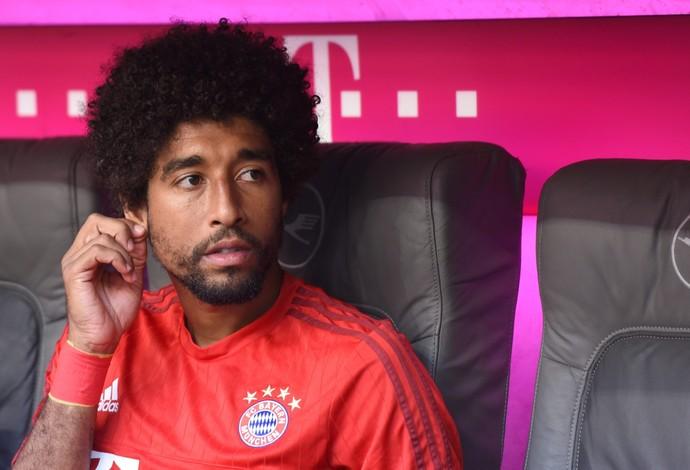 Dante Bayern de Munique x Bayer Leverkusen (Foto: Efe)
