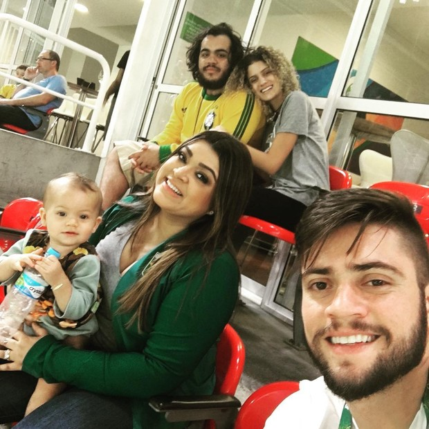 Preta Gil e família (Foto: Reprodução / Instagram)