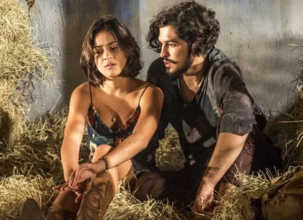 Olívia e Miguel se reaproximam pela 1ª vez e questionam romance
